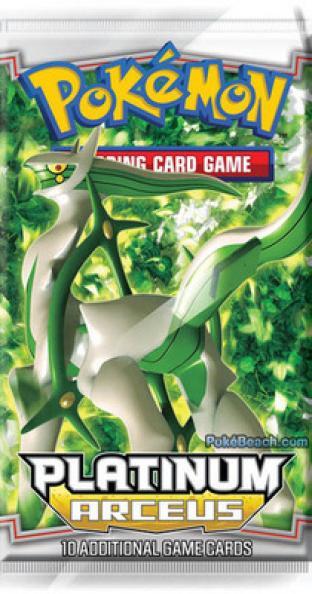 Platinum - Arceus - Booster Pack