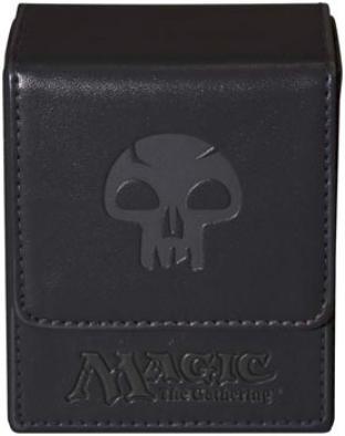 Magic Mana Flip Box - Black Mana - Ultra Pro