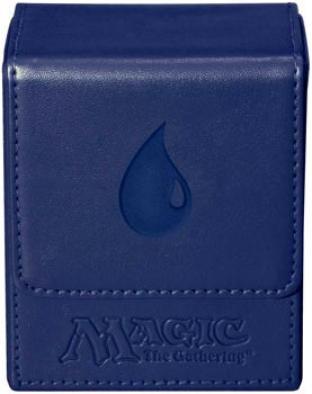 Magic Mana Flip Box - Blue Mana - Ultra Pro