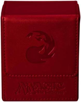 Magic Mana Flip Box -Red Mana - Ultra Pro
