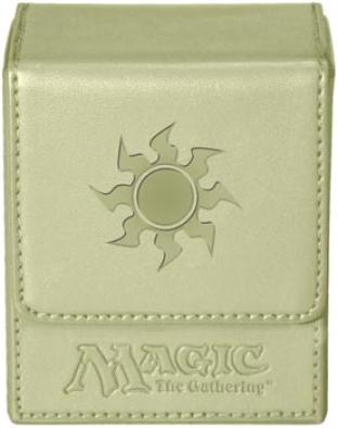 Magic Mana Flip Box -White Mana - Ultra Pro