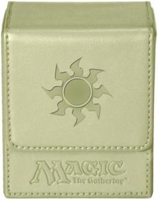 Magic Mana Flip Box -White Mana - Ultra Pro
