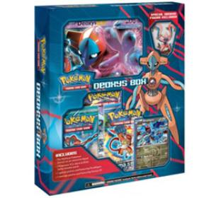 Deoxys Collection Box