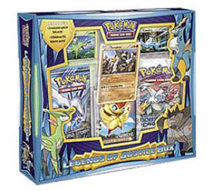 Legends of Justice Box