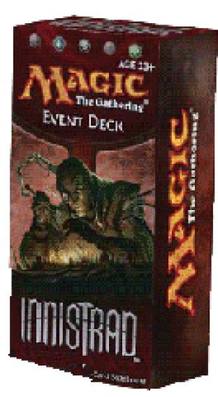 Innistrad Event Deck - Deathfed