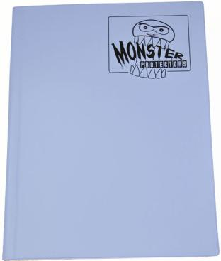 9-Pocket Monster Binder - Delta Blue