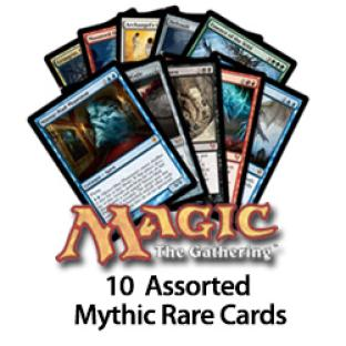 10 Assorted Mythic Rares Cards