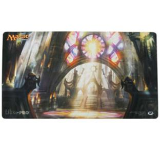 Godless Shrine Playmat