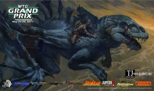 Grand Prix Providence - Limited Edition Playmat