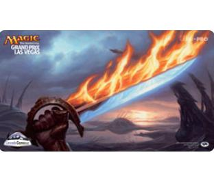 Grand Prix Las Vegas Sword of Fire and Ice Playmat