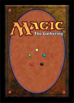 Ultra Pro - Magic the Gathering Card Back Sleeves - 80 Count