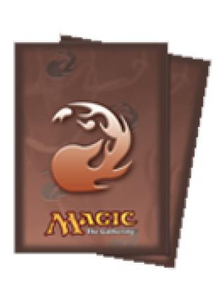 Ultra Pro - Red Mana Symbol - Pack of 80 Sleeves