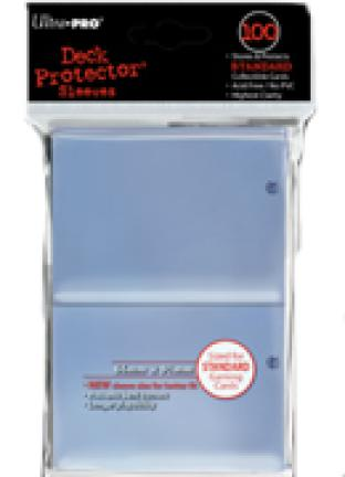 Ultra Pro - Clear - Pack of 100 Sleeves