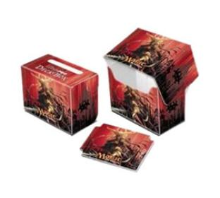 Dragon's Maze Deck Box - Rakdos