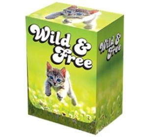 Legion Wild and Free Deck Box w/Divider