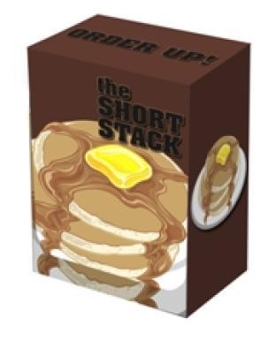 Legion - Pancake Short Stack Deck Box w/Divider