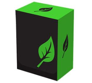 Legion Iconic Deck Box - Life (GREEN)