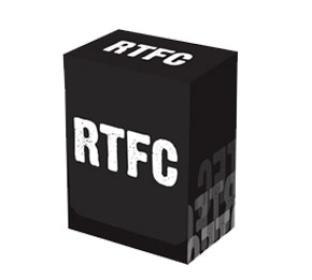 Legion RTFC Deck Box w/Divider