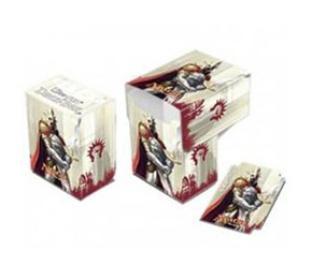 Dragon's Maze Deck Box - Boros