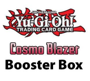 Cosmo Blazer Booster Box