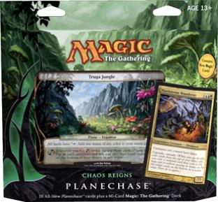 Planechase 2012 - Chaos Reigns