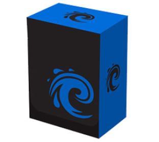Legion Iconic Deck Box - Water (BLUE)