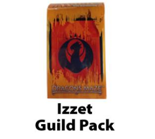 Dragon's Maze Guild Pack - Izzet