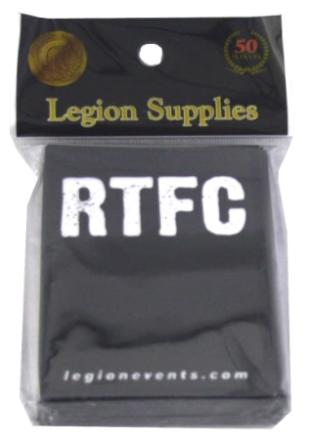 Legion RTFC Standard Sized 50 ct Sleeves