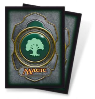 Ultra Pro - Mana Symbol Card Sleeves - Green Mana (80 Count)