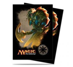 Ultra Pro - Magic Gen4 mana sleeves - Ajani (80 count)