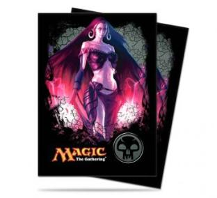 Ultra Pro - Magic Gen4 mana sleeves - Liliana (80 count)