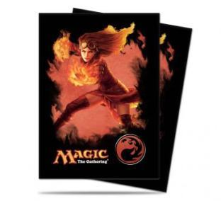Ultra Pro - Magic Gen4 mana sleeves - Chandra (80 count)
