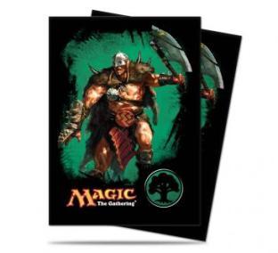 Ultra Pro - Magic Gen4 mana sleeves - Garruk (80 count)