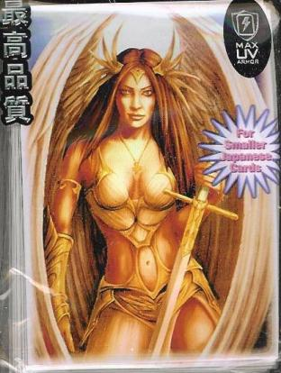 Max Protection Pack of 50 Yugioh Angel