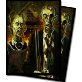 Max Protection Pack of 50 Yugioh Zombie Gothic