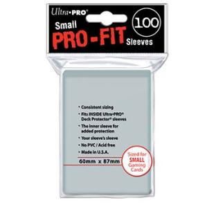 Ultra Pro - Small Pro-Fit Sleeves 100ct