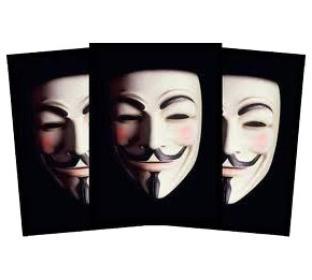 Legion V for Vendetta Standard Sized 50 ct Sleeves