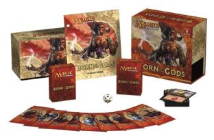 Born of the Gods - Fat Pack Magic the Gathering