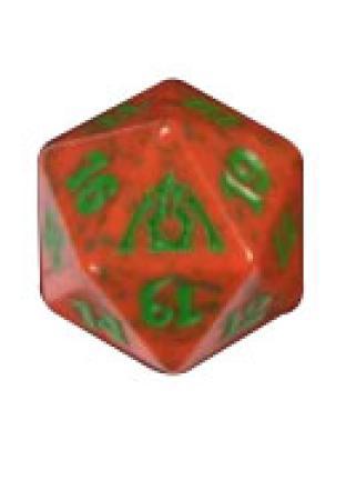 Dragon's Maze Gruul Spindown Die