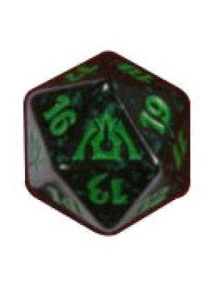Dragon's Maze Golgari Spindown Die