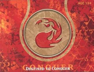 Born of the Gods Prerelease Pack - Destined to Conquer RED