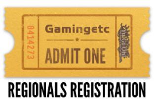 Yugioh Regional Qualifier Registration