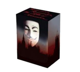 Legion V for Vendetta Deck Box w/Divider