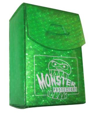Monster Binder Deck Box - Green