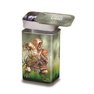Ultra Pro Nesting Deck Vault Box Darkside of Oz - Lion