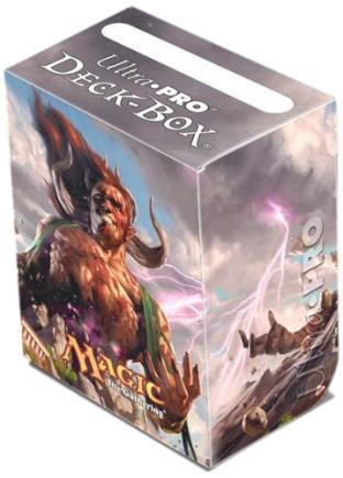 Ultra Pro Born of the Gods Xenagos Top-loading Deck Box