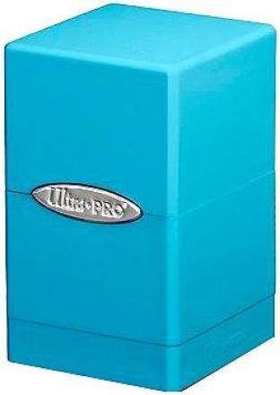 Ultra Pro - Satin Tower Deck Box Light Blue