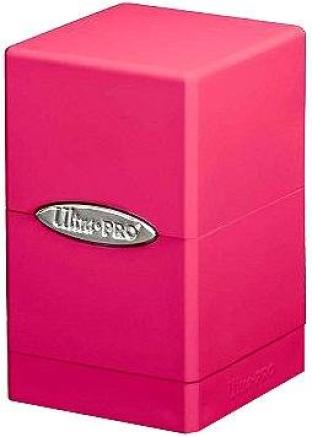 Ultra Pro - Satin Tower Deck Box Pink