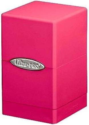 Ultra Pro - Satin Tower Deck Box Pink