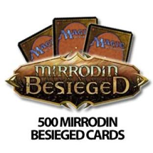 500 Mirrodin Besieged Cards MTG Magic the Gathering